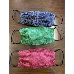FREE Cotton Facemask - Set of 3