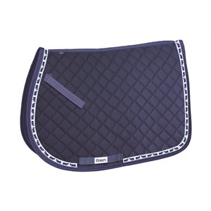 PONY RIBBON SADDLE PAD